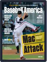 Baseball America (Digital) Subscription July 1st, 2019 Issue