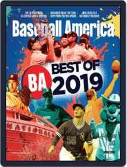 Baseball America (Digital) Subscription December 1st, 2019 Issue