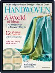 Handwoven (Digital) Subscription May 1st, 2018 Issue