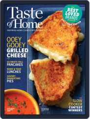 Taste of Home (Digital) Subscription September 1st, 2018 Issue