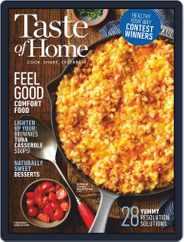 Taste of Home (Digital) Subscription February 1st, 2019 Issue