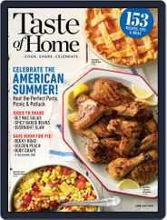 Taste of Home (Digital) Subscription June 1st, 2019 Issue