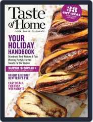 Taste of Home (Digital) Subscription December 1st, 2019 Issue
