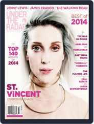 Under the Radar (Digital) Subscription December 18th, 2014 Issue