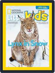 National Geographic Little Kids (Digital) Subscription November 1st, 2018 Issue