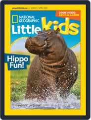 National Geographic Little Kids (Digital) Subscription March 1st, 2020 Issue