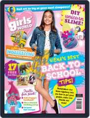 Girls' World (Digital) Subscription October 1st, 2018 Issue