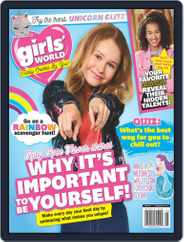 Girls' World (Digital) Subscription May 1st, 2019 Issue