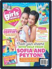 Girls' World (Digital) Subscription June 1st, 2019 Issue
