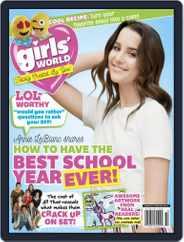 Girls' World (Digital) Subscription October 1st, 2019 Issue