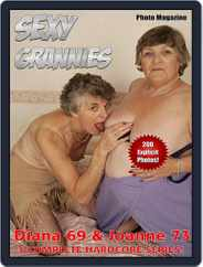 Sexy Grannies Adult Photo (Digital) Subscription February 1st, 2017 Issue