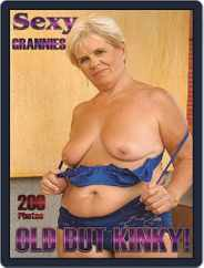 Sexy Grannies Adult Photo (Digital) Subscription October 12th, 2018 Issue