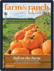 Farm and Ranch Living (Digital) Subscription October 1st, 2019 Issue