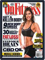 OnFitness (Digital) Subscription February 26th, 2018 Issue