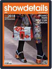 SHOWDETAILS ACCESSORIES (Digital) Subscription January 1st, 2018 Issue