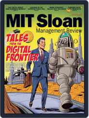 MIT Sloan Management Review (Digital) Subscription September 22nd, 2016 Issue
