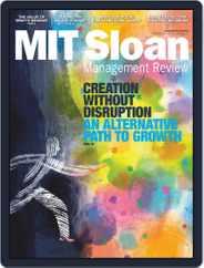 MIT Sloan Management Review (Digital) Subscription April 1st, 2019 Issue