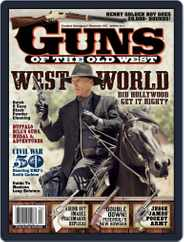 Guns of the Old West (Digital) Subscription May 22nd, 2017 Issue