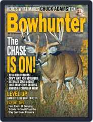 Bowhunter (Digital) Subscription October 1st, 2018 Issue