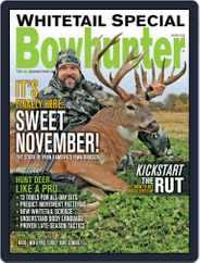 Bowhunter (Digital) Subscription November 1st, 2018 Issue