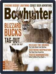 Bowhunter (Digital) Subscription January 1st, 2019 Issue