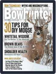 Bowhunter (Digital) Subscription March 1st, 2019 Issue