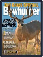 Bowhunter (Digital) Subscription August 1st, 2019 Issue