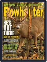 Bowhunter (Digital) Subscription September 1st, 2019 Issue