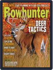 Bowhunter (Digital) Subscription October 1st, 2019 Issue