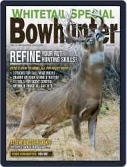 Bowhunter (Digital) Subscription November 1st, 2019 Issue