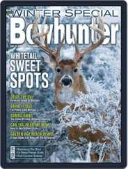 Bowhunter (Digital) Subscription January 1st, 2020 Issue