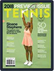 Tennis (digital) Subscription January 1st, 2018 Issue
