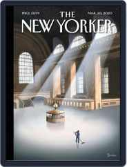 The New Yorker (Digital) Subscription March 30th, 2020 Issue