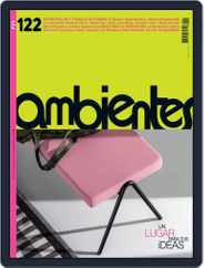Revista Ambientes (Digital) Subscription March 31st, 2018 Issue