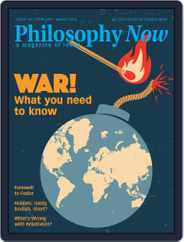 Philosophy Now (Digital) Subscription February 1st, 2018 Issue