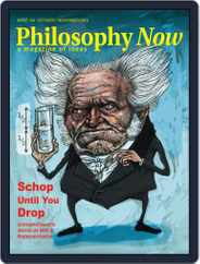 Philosophy Now (Digital) Subscription October 1st, 2019 Issue