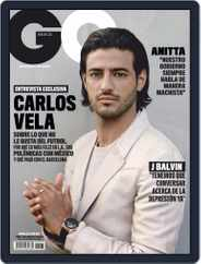 GQ Mexico (Digital) Subscription April 1st, 2020 Issue