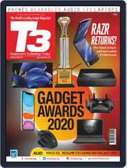 T3 India (Digital) Subscription March 1st, 2020 Issue