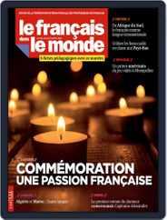 Le Français Dans Le Monde (Digital) Subscription July 3rd, 2018 Issue