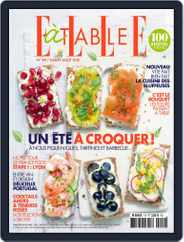 ELLE à Table (Digital) Subscription July 1st, 2018 Issue