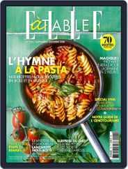 ELLE à Table (Digital) Subscription September 1st, 2018 Issue