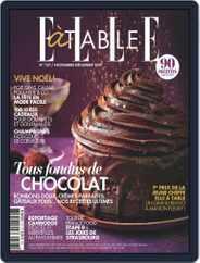 ELLE à Table (Digital) Subscription November 1st, 2019 Issue