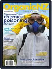 Organic NZ (Digital) Subscription January 1st, 2020 Issue