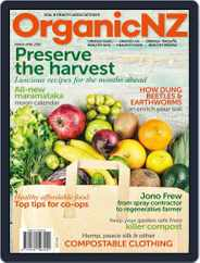 Organic NZ (Digital) Subscription March 1st, 2020 Issue
