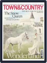 Town & Country UK (Digital) Subscription December 1st, 2017 Issue