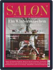 Salon (Digital) Subscription December 1st, 2018 Issue