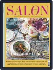 Salon (Digital) Subscription September 1st, 2019 Issue
