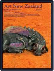 Art New Zealand (Digital) Subscription November 1st, 2016 Issue