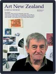 Art New Zealand (Digital) Subscription April 1st, 2017 Issue