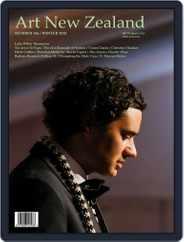 Art New Zealand (Digital) Subscription June 1st, 2018 Issue